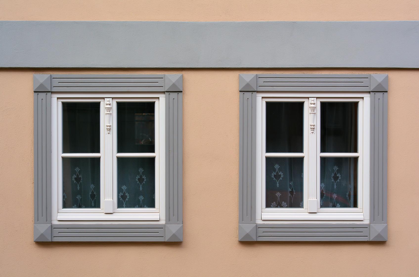 Küchenfenster Sprossen Fenster